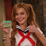 News: Top Moments: Idol Gets Glitter-Happy, and Lindsay Lohan Does Time ...