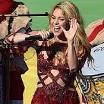 Shakira Delivers Winning Performance at World Cup Closing Ceremony