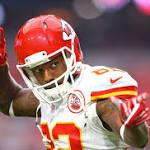 Chiefs release Dwayne Bowe