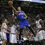 MCW carries Sixers to a victory over the Celtics
