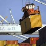 US Trade Gap Widens in September on Drop in Exports -- 2nd Update