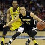 Michigan Wolverines survive cold start to second half to beat Wofford 57-40