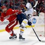 Game thread: Red Wings get a little healthier as they host Sabres