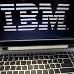 IBM reports lowest quarterly revenue in five years
