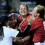 Alabama beats Kentucky 2-0 in Women's CWS