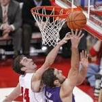 Northwestern earns first win in Madison since '96