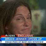 Bruce Jenner's transition struggle damaged relationship with his children, he ...