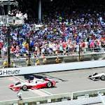 Penske driver comes from far back in 2nd Indy 500 win