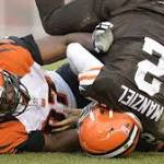 Bengals dominate Johnny Manziel, Browns; Bills defeat Packers
