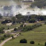 Texas Requires Sprinklers, Feds Told None in Plant