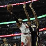 Bulls run away from Pacers in 118-101 blowout