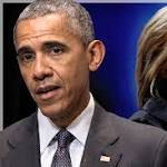 Dreams from their mothers: Hillary and Obama bending history for women again
