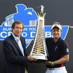 SHANGHAI -- European Tour chief executive George O'Grady is stepping down ...