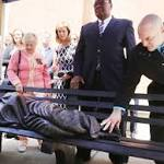 Homeless Jesus finds rest outside Detroit church