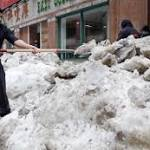 Epic snows have meant economic woes across all industries