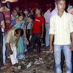 Patna stampede: 32 killed as citizens blame police for keeping exits shut