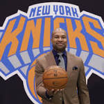 Knicks introduce Derek Fisher as head coach, wants to re-establish ...