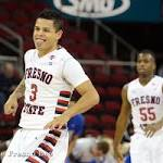 Utah State basketball: Fresno State hands Aggies their third straight loss, 79-76