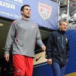 US calls up young squad for crucial World Cup qualifiers