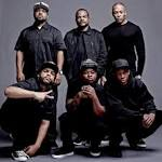 """Restricted Trailer for """"Straight Outta Compton"""" NWA Biopic"""