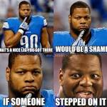 NFL Playoffs – Detroit Lions Know Ndamukong Suh Suspension Won't be Lifted
