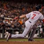Tanner Roark keeps the Giants at bay as Nationals win series opener