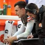 Manziel struggles in first NFL start