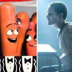 Sausage Party Soars, Suicide Squad Falls: Maybe Critics Still Matter After All