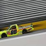 Matt Crafton wins weather-delayed NCWTS race at Martinsville
