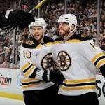 Blue Jackets lock up Bruins' Nathan Horton