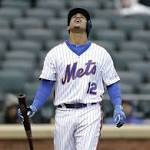 Mets announce Juan Lagares placed on 15-day DL
