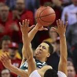 Spartans make late run but come up short vs. Nebraska