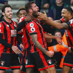 Premier League: Stunning Bournemouth comeback leaves Klopp's Liverpool reeling