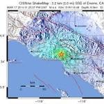 More aftershocks expected after 4.4-magnitude earthquake strikes Los Angeles ...