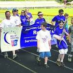 Survivors open Relay for Life '13