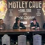 Motley Crue announces 'The Final Tour': What are your bucket list bands?