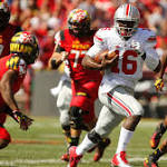 Ohio State blows out Maryland in Terps' first Big Ten home game