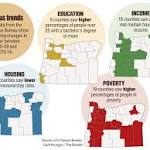 Deschutes County saw drop in homeownership, income