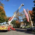 West Virginia Honors Fallen Firefighters