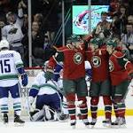 Wild snap Canucks' streak with shootout win