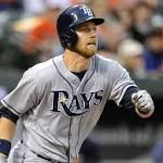 A's to acquire Ben Zobrist, Yunel Escobar from Rays