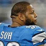 Ndamukong Suh deflects questions