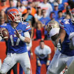 Gators Notebook: Backup QB Fights With Teammate