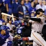 Giants, Gergor Blanco come to terms