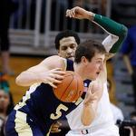 Jackets stun No. 6 Miami