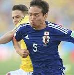 Japan v Colombia, World Cup 2014: live
