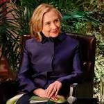 Hillary Rodham Clinton to be inducted into Hall of Fame for work on Irish peace ...