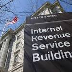 IRS funding now below 2009 threshold
