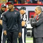 Atlanta Falcons receiver Julio Jones held out of practice again, plus other story ...