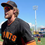 Giants will explore options for replacing Pence in right field